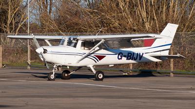 G-BIJV - Reims-Cessna F152 - Private