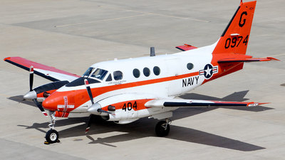 160974 - Beechcraft T-44A Pegasus - United States - US Navy (USN)