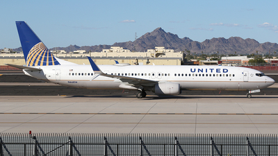 A picture of N66814 - Boeing 737924(ER) - United Airlines - © AviaStar Photography