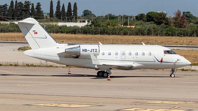 HB-JTZ - Bombardier CL-600-2B16 Challenger 650 - ExecuJet Aviation