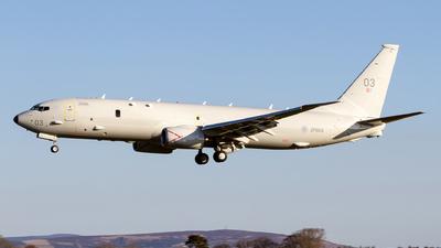 ZP803 - Boeing Poseidon MRA1 - United Kingdom - Royal Air Force (RAF)