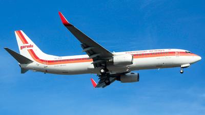 A picture of PKGFN - Boeing 73786N - [38033] - © Bima Yudha Aldianto