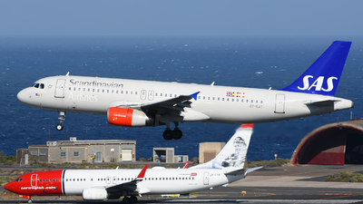 OY-KAY - Airbus A320-232 - Scandinavian Airlines (SAS)