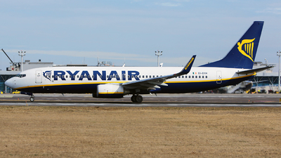 EI-DYH - Boeing 737-8AS - Ryanair