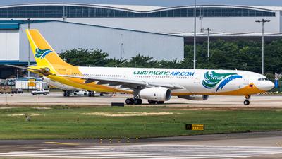 RP-C3344 - Airbus A330-343 - Cebu Pacific Air