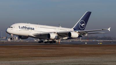 D-AIMG - Airbus A380-841 - Lufthansa