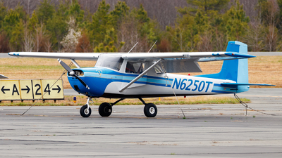 N6250T - Cessna 150E - Private