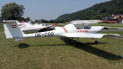 OE-COO - HOAC DV-20-100 Katana - Flugsportverein Stockerau