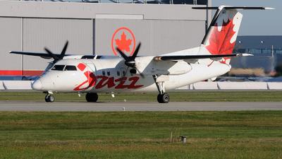 A picture of CGANF - De Havilland Canada Dash 8100 - Wasaya Airways - © FOKKER AIRCRAFT