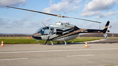 A picture of OKPVI - Bell 206B JetRanger III - [4666] - © Radim Koblížka
