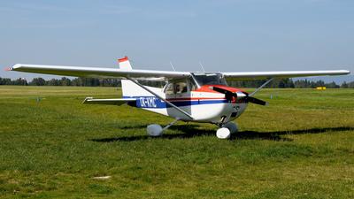 OK-KMC - Cessna 172M Skyhawk - Letecky klub Karlovy Vary