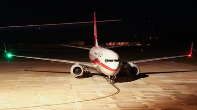 B-1721 - Boeing 737-86D - Shanghai Airlines