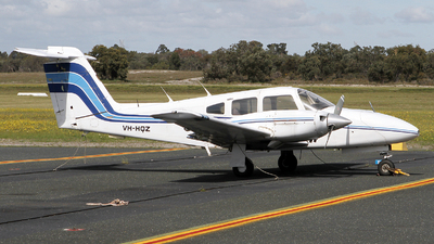 VH-HQZ - Piper PA-44-180 Seminole - Private