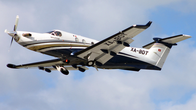 XA-BDT - Pilatus PC-12/45 - Private