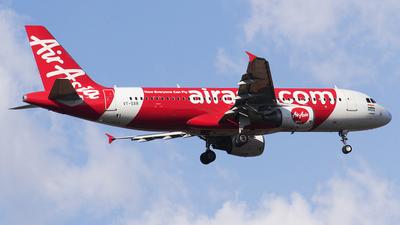 A picture of VTSXR - Airbus A320214 - AirAsia - © Sreenivas.S