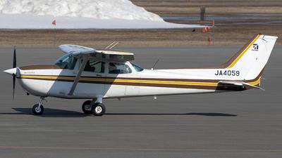 JA4059 - Cessna 172P Skyhawk II - Private