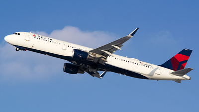 N377DN - Airbus A321-211 - Delta Air Lines