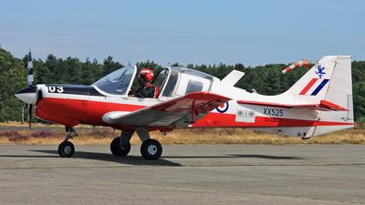G-CBJJ - Scottish Aviation Bulldog 120 - Private