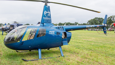 PH-HCE - Robinson R66 Turbine - Helicentre