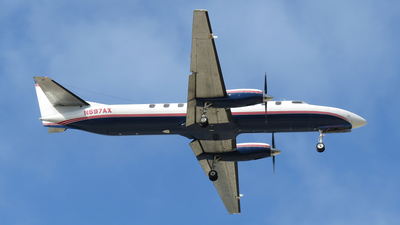 N697AX - Fairchild SA227-AC Metro III - Berry Aviation