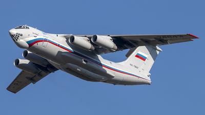 A picture of RA78847 - Ilyushin IL76MD -  - © Kirill Naumenko
