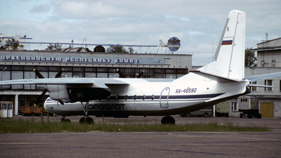RA-46590 - Antonov An-24B - Aeroflot