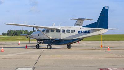 CX-MAX - Cessna 208 Caravan - Aeromás