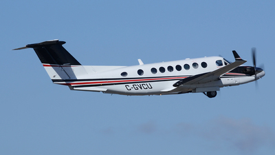 A picture of CGVCU - Beech 300 Super King Air 350 - [FL669] - © Scott Pindera