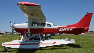 N206WW - Cessna U206G Stationair - Private