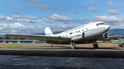 560 - Douglas DC-3 - Guatemala - Air Force