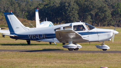 VH-LJL - Piper PA-28-151 Cherokee Warrior - Private