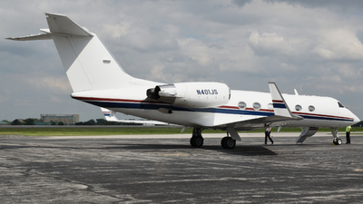 N401JS - Gulfstream G-IV - Private
