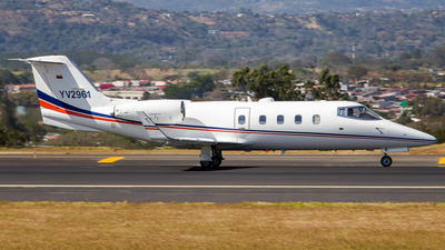 YV2961 - Bombardier Learjet 55 - Private