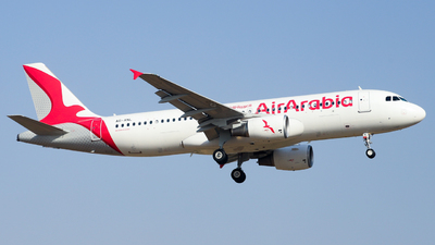 A6-ANL - Airbus A320-214 - Air Arabia