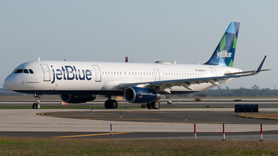 A picture of N969JT - Airbus A321231 - JetBlue Airways - © Luis Bastardo