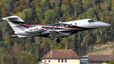 A picture of HBVZB - Pilatus PC24 -  - © Mirko Bleuer