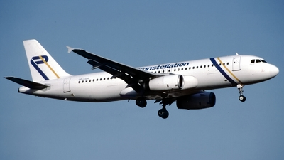 OO-COH - Airbus A320-232 - Constellation International Airlines