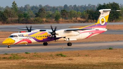 HS-DQA - Bombardier Dash 8-Q402 - Nok Air