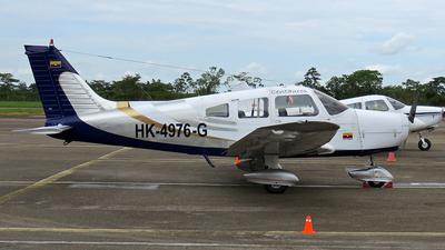 HK-4976-G - Piper PA-28-151 Cherokee Warrior - Centauros Escuela de Aviación