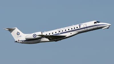 145-209 - Embraer ERJ-135LR - Greece - Air Force
