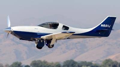 N651J - Lancair Legacy 2000 - Private