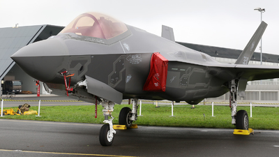 MM7360 - Lockheed Martin F-35A Lightning II - Italy - Air Force