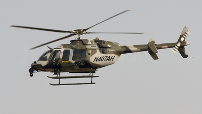 N407AH - Bell 407 - Bell Helicopter Textron