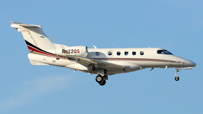 N322QS - Embraer 505 Phenom 300 - NetJets Aviation