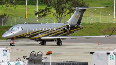 N1Y - Embraer EMB-550 Legacy 500 - Private