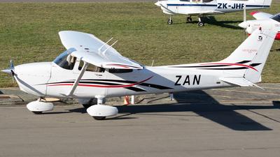 A picture of ZKZAN - Cessna 172S Skyhawk SP - [172S10101] - © Reuben Morison