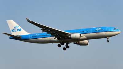 PH-AON - Airbus A330-203 - KLM Royal Dutch Airlines