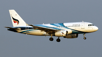 HS-PPB - Airbus A319-132 - Bangkok Airways
