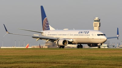 N61898 - Boeing 737-924ER - United Airlines