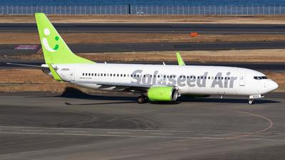 JA806X - Boeing 737-86N - Solaseed Air